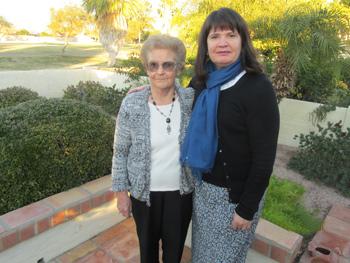 Vicki & Mom